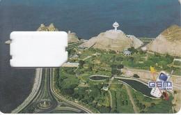 TARJETA DE OMAN DE MOBILE GSM (PAISAJE) - Oman