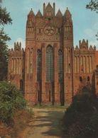 Chorin - Kloster, Westgiebel - Ca. 1985 - Chorin