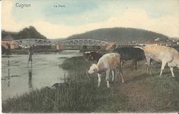 Cugnon   Le Pont - Bertrix