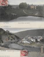 La Roche - 1906 - 4 Belles Cartes - *484* - La-Roche-en-Ardenne