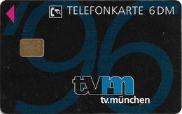 Germany - TV München - Programm Für Die Großstadt - O 2387 - 12.95, 6DM, 1.000ex, Used - Allemagne