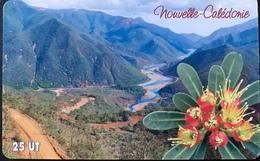 NOUVELLE CALEDONIE  -  Phonecard  -  Vallée De Tontouta  -   NC 139  -  25 Unités - Nouvelle-Calédonie