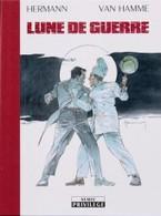 Lune De Guerre De Hermann Et Jean Van Hamme. Tirage De Tête. - Prime Copie