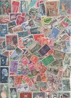 France Environ  200 Timbres Oblitérés, Joli Lot, 1960-77, Côte Environ 80€ - France
