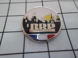 1020 Pins Pin's / Rare Et De Belle Qualité  THEME POLICE / PARIS TOUR EIFFEL BRP BRIGADE DE REPRESSION DES PRIMES INJUST - Policia