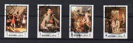 RAS AL-KHAIMA - NAPOLEON - 1970 - AIRMAIL - PAR AVION - 4 Timbres - 4 Stamps - - Ras Al-Khaima