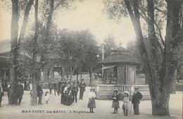 Martigny-les-Bains - L'Esplanade - France