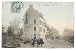 THORIGNY - Rue Du Pont De Fer Au Passage à Niveau - France