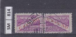 SAN MARINO  1945Pacchi Postali La Coppia Cent 30 Usati - Colis Postaux