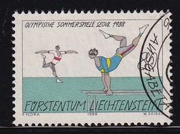 Liechtenstein 1988, Olympic Games, Minr 948 - Gebraucht