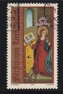 Liechtenstein 1991, Minr 1027, Vfu - Oblitérés