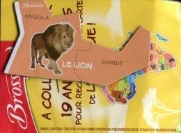 Magnet Brossard Le Lion - Magnets