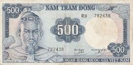 500 Dong Viet-nam 1966 - Vietnam