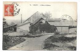 THORIGNY - L'Usine D'Albâtre - France