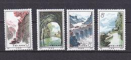 CHINA YT 1865/1868 MNH - Nuevos
