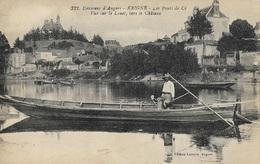 ÉRIGNÉ - Vue Sur Le Louet, Vers Le Chateau - Altri Comuni