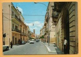 Spinazzola - Corso Vittorio Emanuele E Chiesa San Nicola - Barletta
