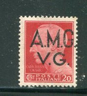 ITALIE- Vénétie Julienne- Occupation Interalliée- Y&T N°4- Neuf Avec Charnière * - 9. WW II Occupation (Italian)