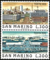 1975 - SAN MARINO - TOKYO - 945/46 -  NUOVO - MNH - Nuovi