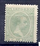 200034499  PUERTO RICO  ESPAÑA   EDIFIL   Nº  108  **/MNH - Puerto Rico
