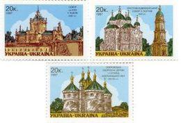 UKRAINA 1997 MI.198-200** - Ukraine