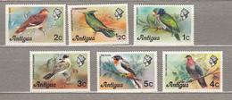 BIRDS Vogel Oiseaux 1976 Antigua MNH (**) #21105 - Birds