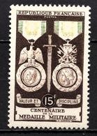 FRANCE 1952 -  Y.T. N° 927 - NEUF** /5 - France