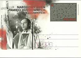 Poland 2018 Fi 1835 Postal Stationery ( Cp ZE4 PLD1835 ) - Christianisme