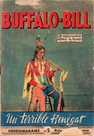 Un Terrible Renégat  - Buffalo-Bill Le Prestigieux Héros Du Texas -n°5 - Aventura