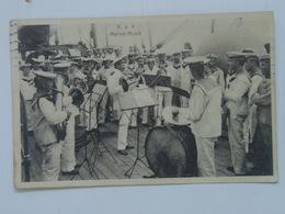 K.U.K. KuK 1437 Kriegsmarine Marine Pola S.M.S. SMS  Schiff Marine Musik 1912 Ed Schrinner - Guerre