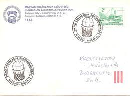 1983 Championnat D'Europe De Basket Ball: Site De Miskolc (Hongrie) - Basketball