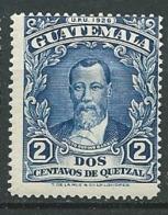 Guatemala   -   Yvert N°  233  *       -  Ai 29206 - Guatemala