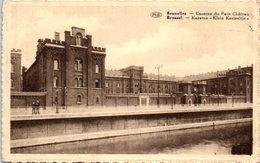 BELGIQUE - BRUXELLES - Caserne Du Petit Chateau - Monuments, édifices