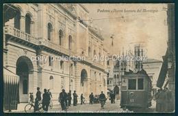 Padova  Municipio Con Tram FP P245 - Padova (Padua)