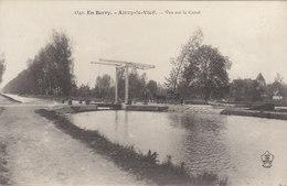 18 /  Ainay Le Vieil : Le Canal    ///  Avril 20 //   BO. 18 - Ainay-le-Vieil