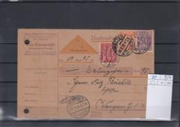 Deutsche Reich Michel Kat,Nr. Dienst Brief 21 NN (1) - Service