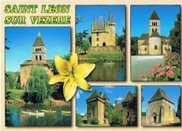 SAINT LEON SUR VEZERE - L'un Des Plus Beaux Villages De France - France