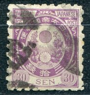 JAPON    Nº  58    Usado - Giappone