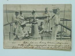 K.U.K. KuK 1448 Kriegsmarine Marine Pola S.M.S. SMS  Schiff Don Juan D Aus..1903 Ed Clapis - Guerre