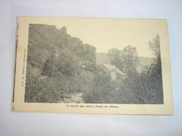 CPA - MANHAY ( DURBUY EREZEE HARRE ) - LE MOULIN DES ROCHES ( VALLEE DE L'AISNE ) - Manhay