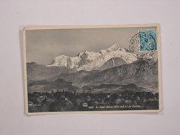 Genève : Mont-Blanc - GE Genève