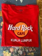 Hard Rock Cafè KUALA LUMPUR Maglietta Taglia M - Habits & Linge D'époque