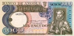 Angola 1.000 Escudos, P-108 (10.6.1973) - UNC - Angola