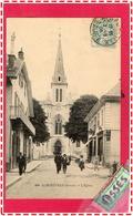 ALBERTVILLE.- (Savoie) L'Eglise (recto Verso) - Albertville
