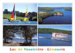 87-VASSIVIERE-N°3357-C/0339 - France