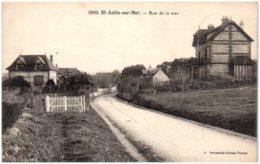 14 SAINT-AUBIN-sur-MER - Rue De La Mer - Saint Aubin