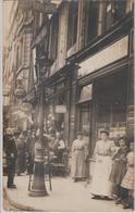 """PARIS, Boulangerie ESNAULT + Hôtel """"au Cocher Fidèle"""" Carte Photo - Autres"""