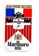 Autocollant Marlboro BRM Jean-Pierre Beltoise - Format: 13.5x8cm - Stickers