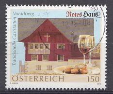Autriche 2015  Mi.Nr: 3238 Gastronomie Mit Tradition  Oblitèré / Used / Gebruikt - 1945-.... 2ème République