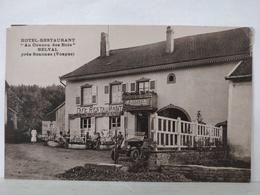 Belval. Coucou Des Bois. Hôtel Restaurant - Andere Gemeenten